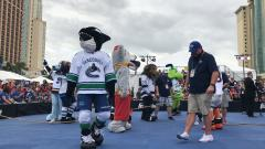 2018 NHL Mascot Showdown (Saturday)